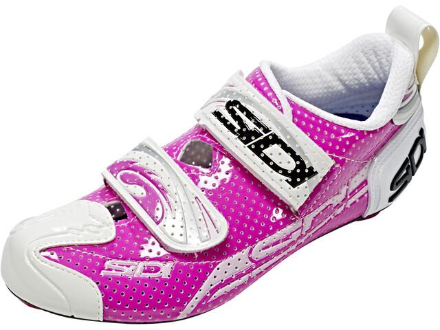 Sidi T-4 Air Carbon Shoes Women pink